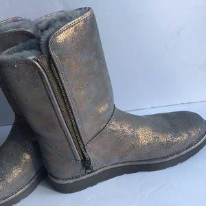 UGG Women's Abree Short II Stardust Boot